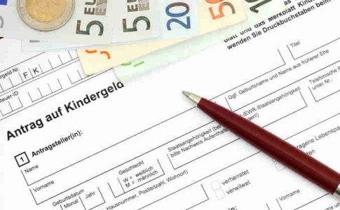 Kindergeldantrag richtig ausfüllen