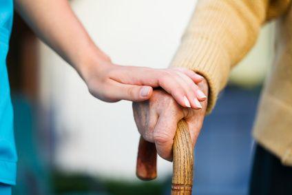 Senioren helfen