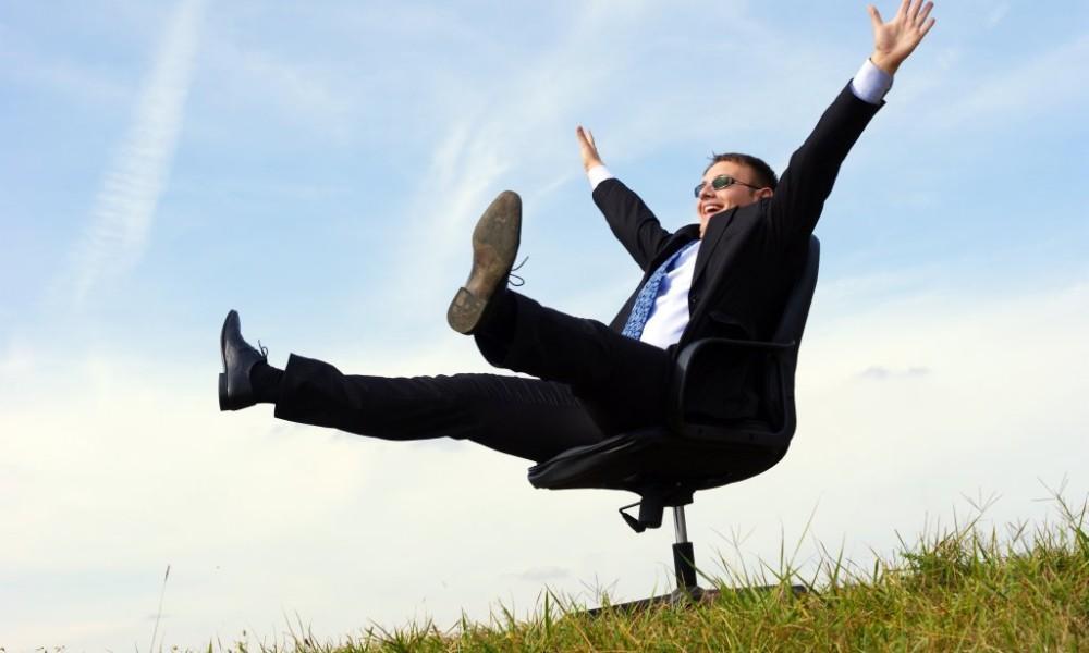 Investieren Sie lieber etwas mehr Geld in einen vernünftigen Bürostuhl