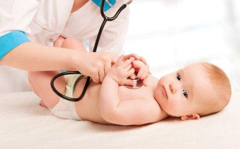 Baby Pilzinfektion