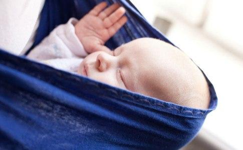 Babytragetuch im Test