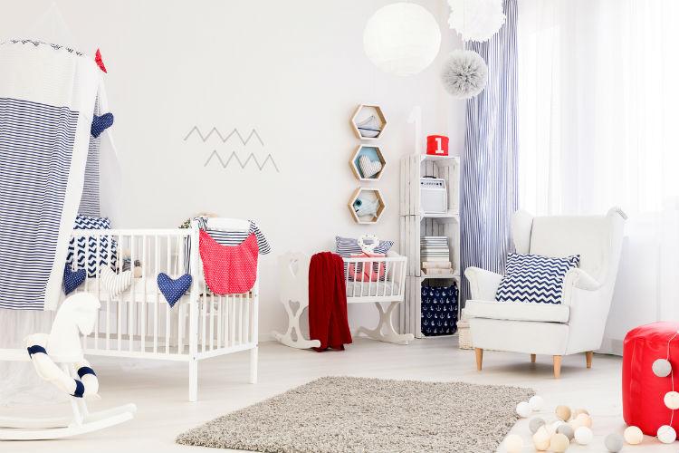 babyzimmer gestalten tipps aktuelle trends f r jungen und m dchen. Black Bedroom Furniture Sets. Home Design Ideas