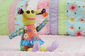 Ausgefallene Bettwäsche fürs Baby