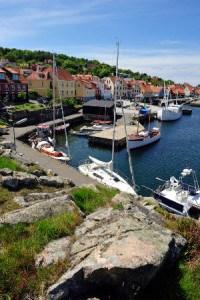 Bornholm Hafen
