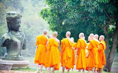 Buddhismus hilft bei Stress und Unausgeglichenheit