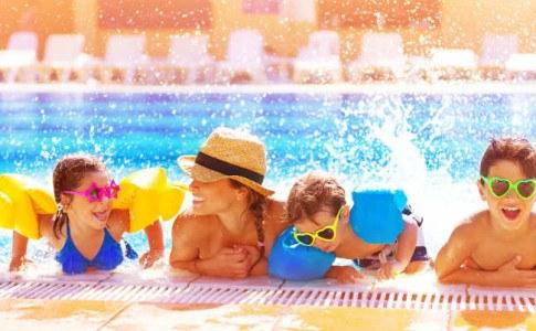 Cluburlaub mit der Familie