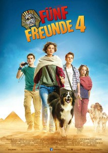 Fünf Freunde 4 Filmplakat