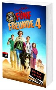 Fünf Freunde Buch zum Film