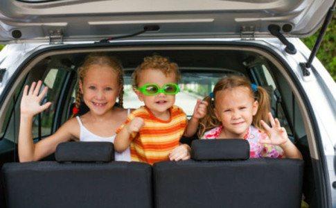 Familienauto: Sicherheit geht vor