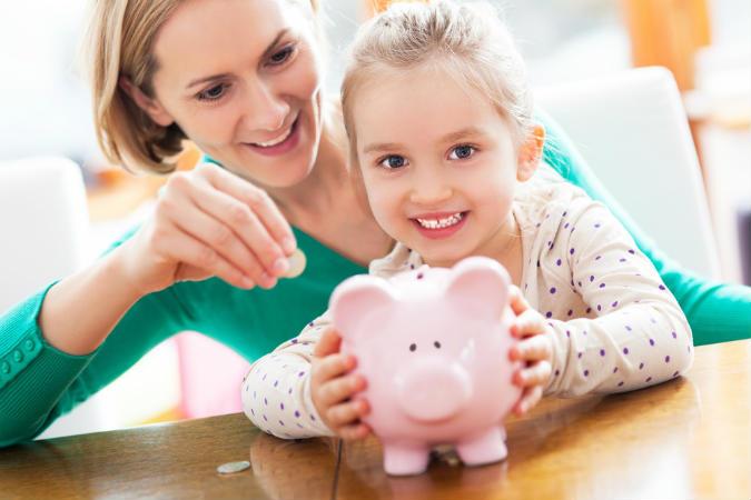 Die richtige Familien-geldanlage