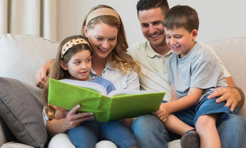 Familie im sozialen Netzwerk