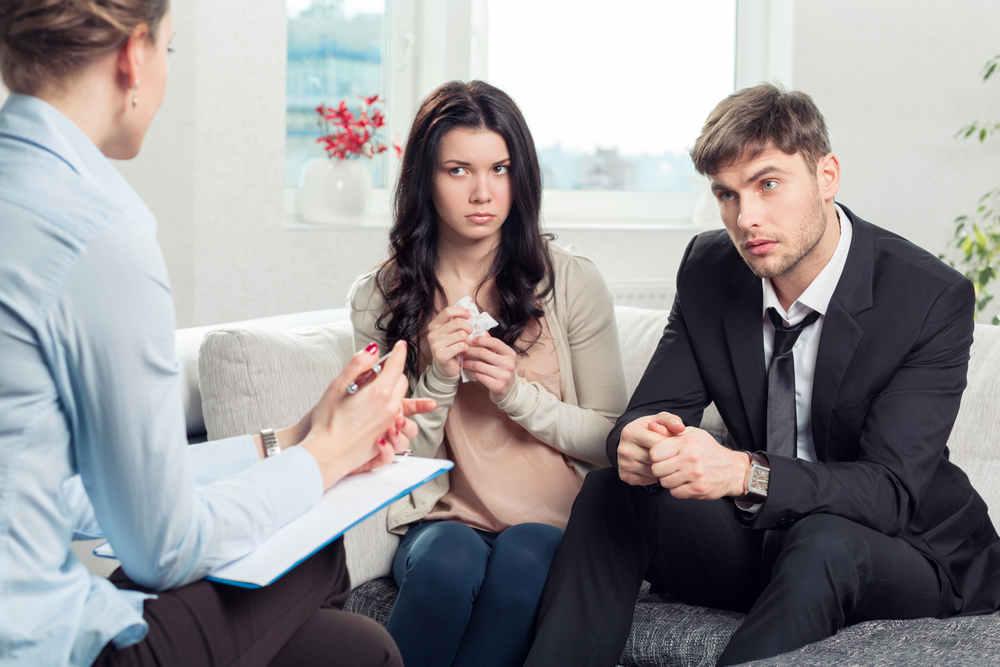 Therapie für die Familie