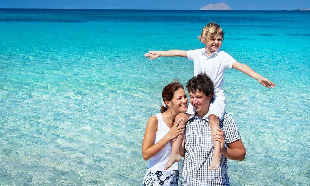 Familienurlaub im Glückshotel