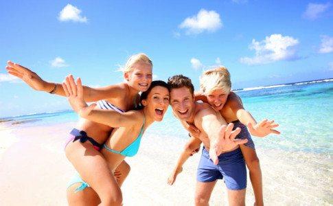 Familienurlaub Karibik