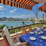 Ferienwohnung am Hafen mit 90 m2 Wohnfläche