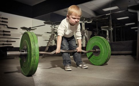 Fitness für Kinder