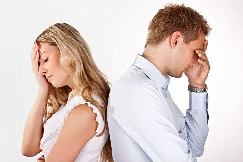 Beziehungsprobleme