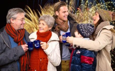 Reiseratgeber: Familienurlaub über Silvester