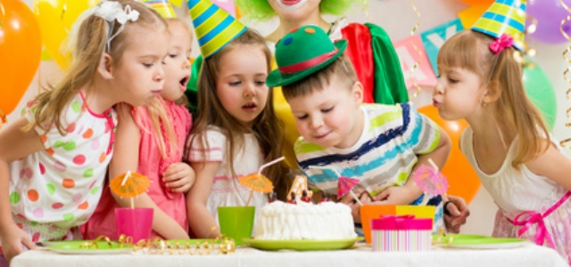 Lustige Kuchen und Torten für den nächsten Kindergeburtstag