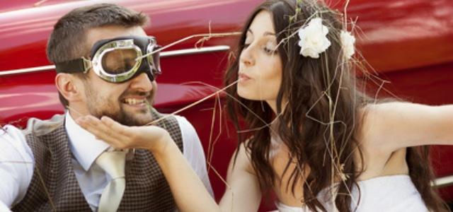 Ja-Wort einmal anders: Verrückte Hochzeitsbräuche aus aller Welt