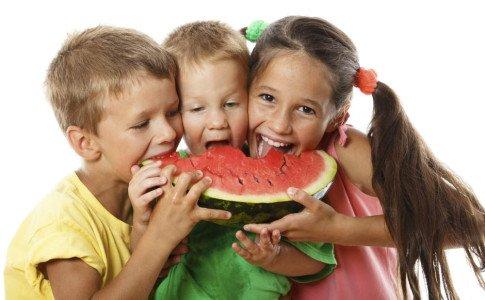 Früchte statt Süßigkeiten
