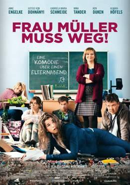 Frau Müller muss weg Filmplakat