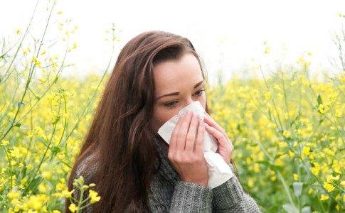 Pollenflug macht Allergikern zu schaffen