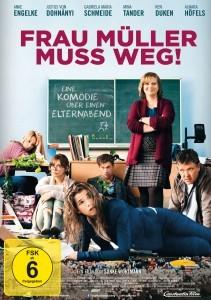 Frau Mueller muss weg-DVD
