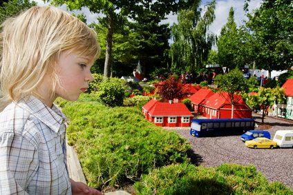 Bei einem Florida-Urlaub sollten sich Familien das Legoland nicht entgehen lassen