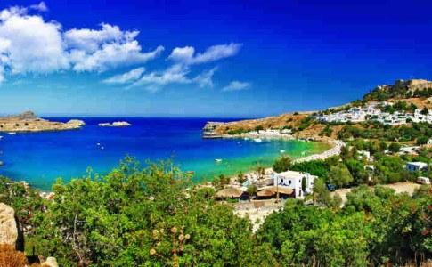 Inseln auf Griechenland Kos