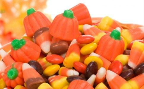 Süßes zu Halloween