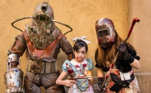 Halloween Kostüme Familie