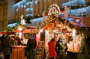 Historischer Weihnachtsmarkt Dresden