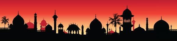 Indiens Architektur