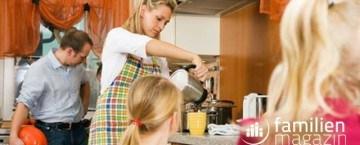 Kaffeeautomat für die Familie