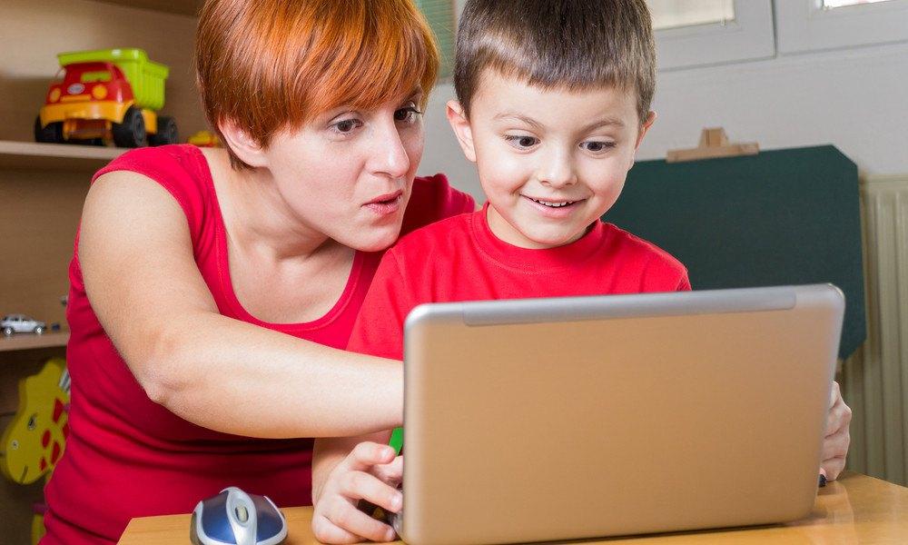 So schützen Sie Kinder im Internet