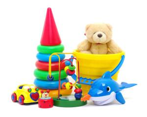 Spielzeug für Babys