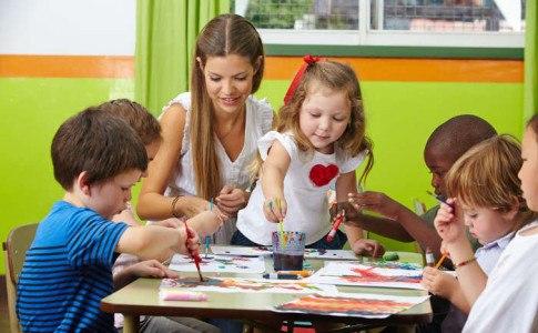 Betreuung für Kinder