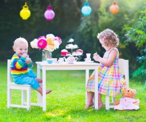 Spiele für den Kindergeburtstag