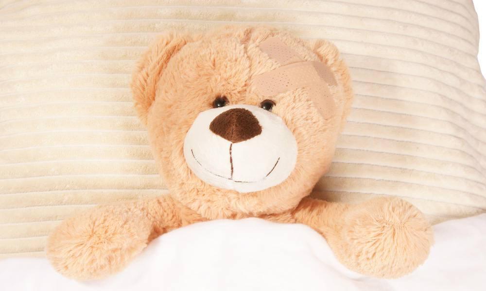 Typische Kinderkrankheiten und ihre Symptome