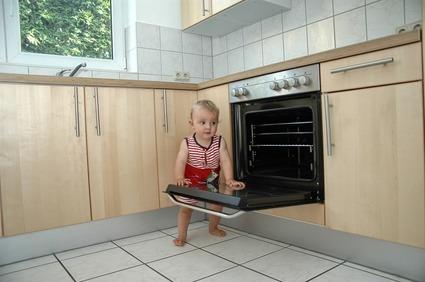 Mit einfachen Mitteln machen Sie ihre Wohnung kindersicher