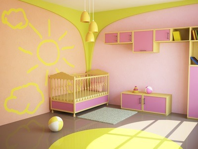 Kinderzimmerm bel robust und spielend sch n - Beleuchtung kinderzimmer ...