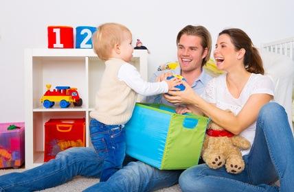 Ein gut eingerichtes Kinderzimmer fördert die Entwicklung des Kindes