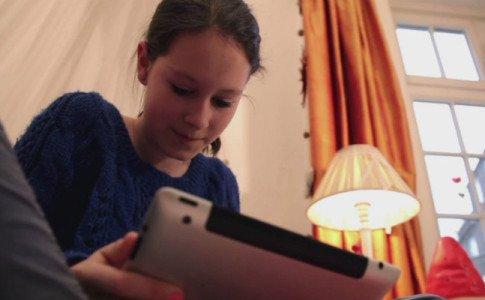 iPad und Co. erhalten Einzug im Familienleben