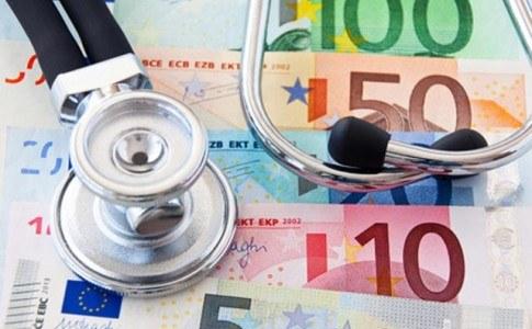 Krankenkassen-Kosten
