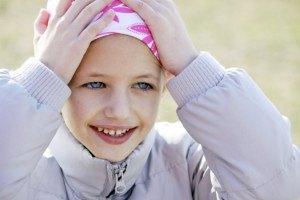 Ein starker Familienhalt ist das wichtigste für ein an Krebs leidendes Kind