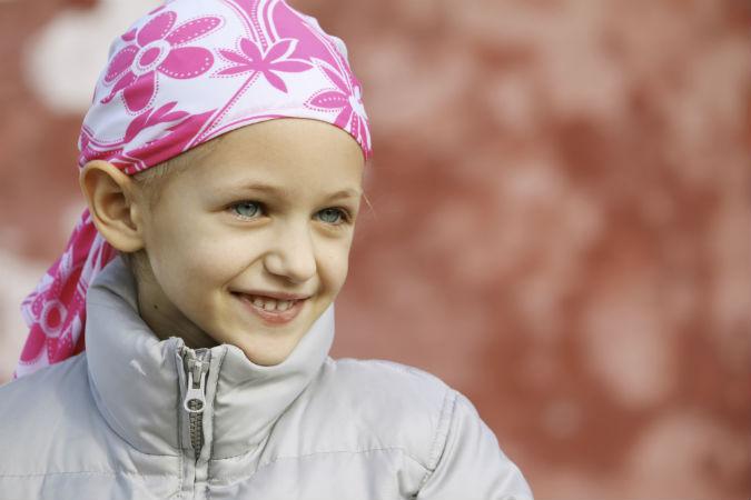 Eines der grausamsten Dinge - Krebs bei Kindern