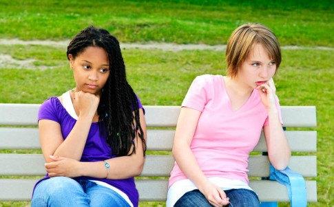Langeweile bei Teenagern