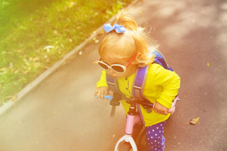 Laufrad Mädchen