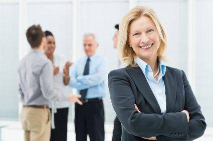 Die Frauenquote bei Managerinnen ist immernoch diskutabel